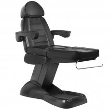 Elektrinis LUX kosmetologijos, SPA krėslas, juodos sp.