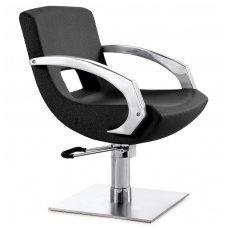 Kirpuklos kėdė GABBIANO Q-3111, juodos sp.