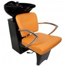 Kirpyklos plautuvė GABBIANO Q-2278, oranžinės sp.