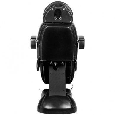 Elektrinis LUX kosmetologijos, SPA krėslas, juodos sp. 10