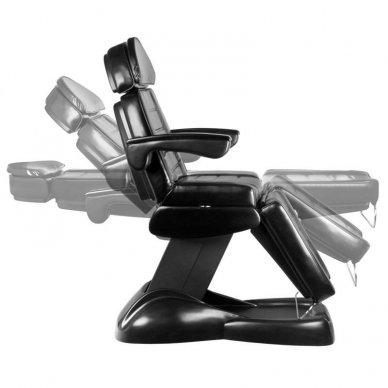 Elektrinis LUX kosmetologijos, SPA krėslas, juodos sp. 8