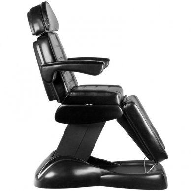Elektrinis LUX kosmetologijos, SPA krėslas, juodos sp. 6