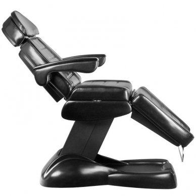Elektrinis LUX kosmetologijos, SPA krėslas, juodos sp. 5