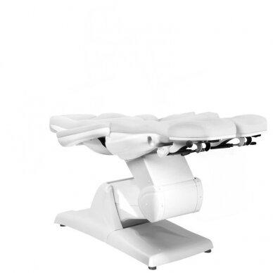 Elektrinis pedikiūro krėslas AZZURRO 870S PEDI, baltos sp. 2