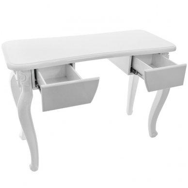 Manikiūro stalas STYL 2049, baltos sp.