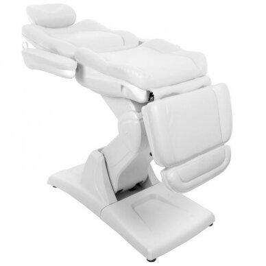 Kosmetologinis elektrinis krėslas AZZURRO 870 3 varikliai, baltos sp. 8