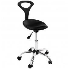 Kėdutė meistrui, juoda