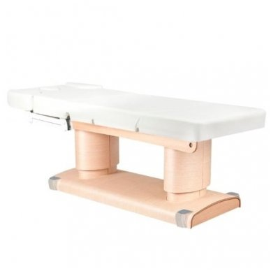 SPA masažo lova - gultas  AZZURRO 838, baltos sp. 10