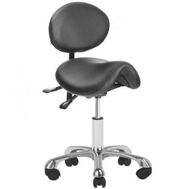 Kėdutė meistrui 1025 , juodos spalvos