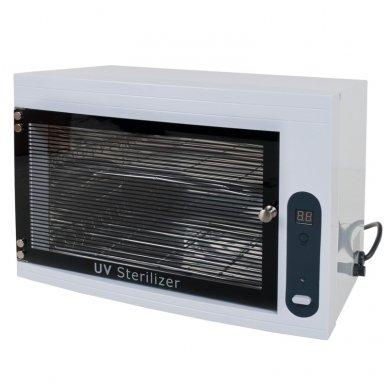 Rankšluosčių šildytuvas Sterilizatorius UV-C TIMER