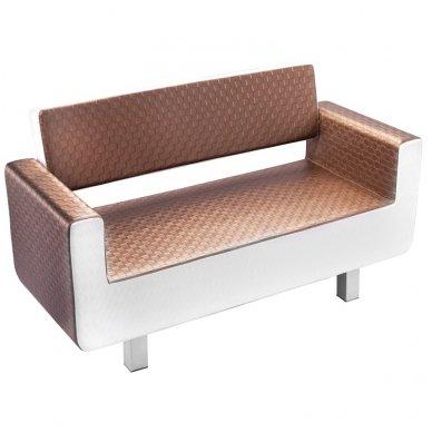 Laukiamojo sofa GABBIANO TURYN, smėlio-ruda sp.