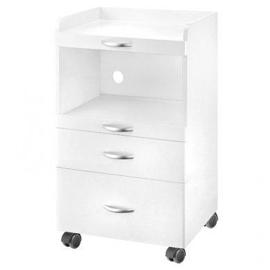 Kosmetologinis vežimėlis-staliukas PREMIUM 1035A