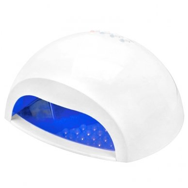 Lempa nagams UV LED MOONLIGHT 12W 30s, 60s, 90s, baltos sp.