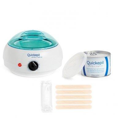 QUICKEPIL depiliacijos vašku rinkinys 400-500 ml