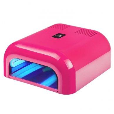 Lempa UV 36W STANDART, rožinės sp.
