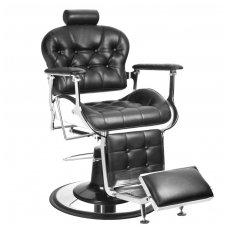 Barber krėslas PREMIER, juodos sp.