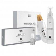 SYIS rinkinys DERMO LIFT & PEEL veido šveitiklis + SYIS kosmetika