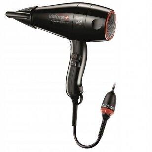 VALERA plaukų džiovintuvas 8500 IONIC ROTOCORD BLACK