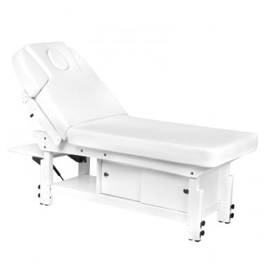 SPA masažo lova AZZURRO 376A, baltos sp.