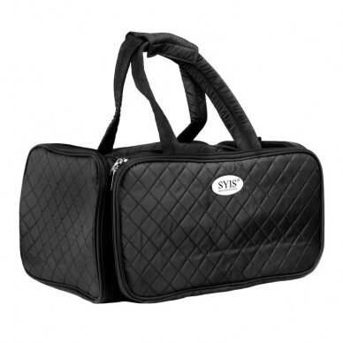 Kosmetinis krepšys SAB004 juodos sp. 2