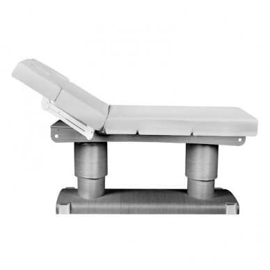 SPA lova AZZURRO 838, 4 varikliai, su šildymo funkcija, pilkos sp. 7