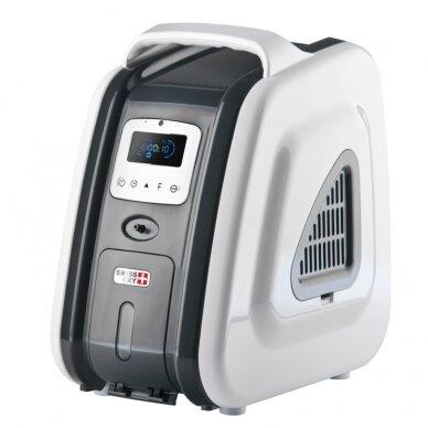 Deguonies terapijos aparatas SWISS OXY SO3