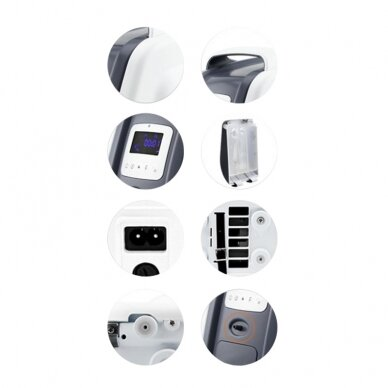 Deguonies terapijos aparatas SWISS OXY SO3 6