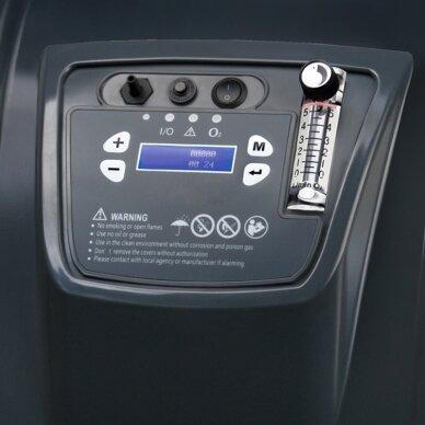 Deguonies terapijos aparatas SWISS OXY SO5 2