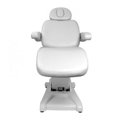 Elektrinis kosmetologinis krėslas AZZURRO 875B, baltos sp. 2