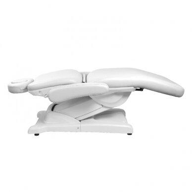 Elektrinis kosmetologinis krėslas AZZURRO 875B, baltos sp. 9