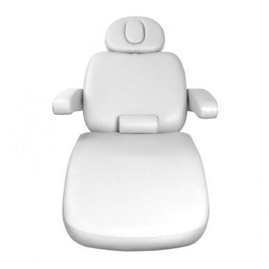 Elektrinis kosmetologinis krėslas AZZURRO 875B, baltos sp. 10