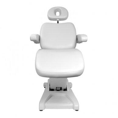 Elektrinis kosmetologinis krėslas AZZURRO 875B, baltos sp. 12