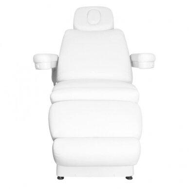 Kosmetologinis krėslas AZZURRO 878 5 varikliai, baltos sp. 4