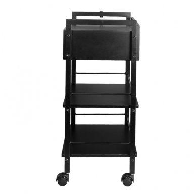 Mobilus vežimėlis 1019A, juodos sp. 4