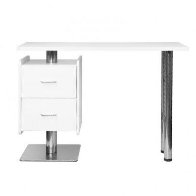 Manikiūro stalas 6543, baltos sp.  3