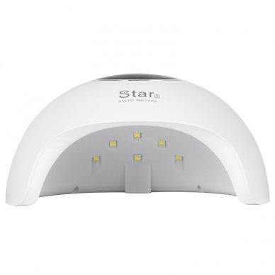 UV/LED lempa nagams STAR 6, 24W 2