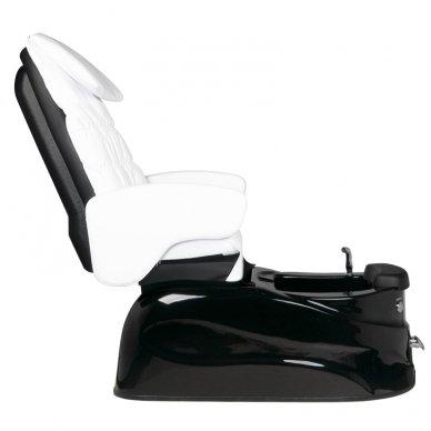 SPA pedikiūro krėslas SPA AS-122, baltos sp. su masažo funkcija 2