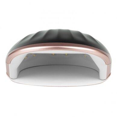Lempa nagams DUAL LED UV S5 48W, BLACK - ROSE 3