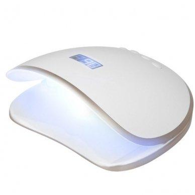 UV/LED lempa nagams DUAL S8 68W WHITE