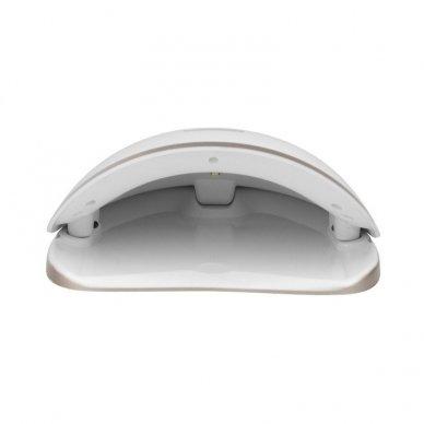 UV/LED lempa nagams DUAL S8 68W WHITE 8