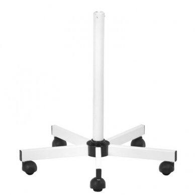 LED Lempa su lupa, stovu S5 ir reguliuojamu šviesos intensyvumu 6
