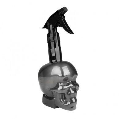 Plastikinis purkštuvas kirpykloms Kaukolė, 500ml 3