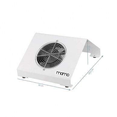 Dulkių sutraukėjas MOMO X2S PROFESIONAL, 65W  5