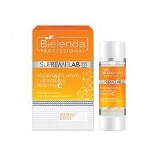 Bielenda Energy Boost, skaistinamasis serumas su stabiliu vitaminu C 15ml