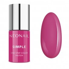 NEONAIL hibridinis lakas SIMPLE 3 in 1. 7,2 g - EUPHORIC