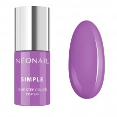 NEONAIL hibridinis lakas SIMPLE 3 in 1. 7,2 g - FANTASTIC