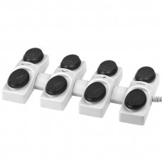 Valdymo pultas (pedalais) krėslui AZURRO 4 varikliai, su šildymo funkcija