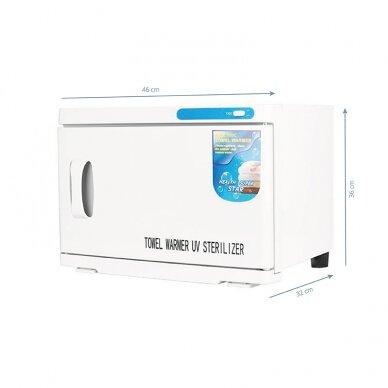 Rankšluosčių šildytuvas UV C 16 L 4