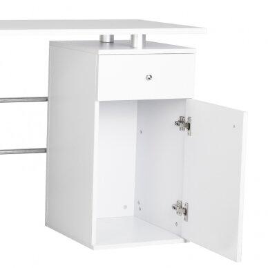 Manikiūro stalas MT-34, baltos sp. 4