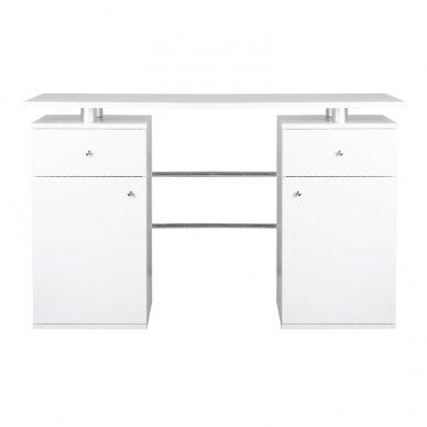 Manikiūro stalas MT-34, baltos sp. 5